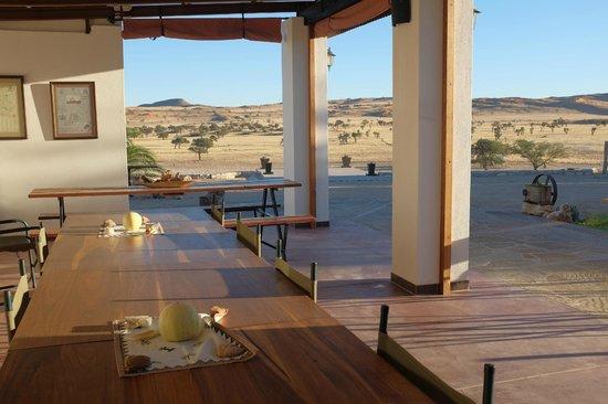 Tsondab Valley Scenic Reserve