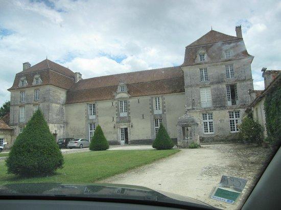 Chateau de Clauzuroux