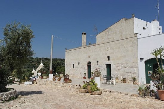 Villa Castelli, Italie : Masseria