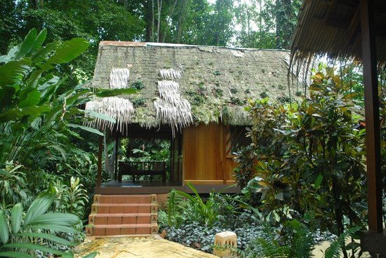 Hotel Shawandha Lodge: Notre bungalow