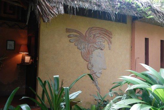 Hotel Shawandha Lodge: L'accueil de l'Hôtel