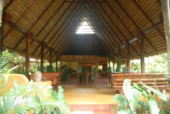 Hotel Shawandha Lodge: La salle à manger