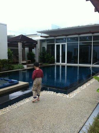 Centara Grand West Sands Resort & Villas Phuket: 3 bedroom villa