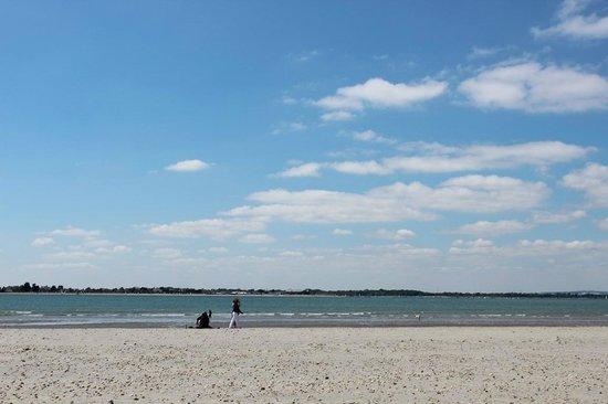 West Wittering, UK: Golden Sandy Beach