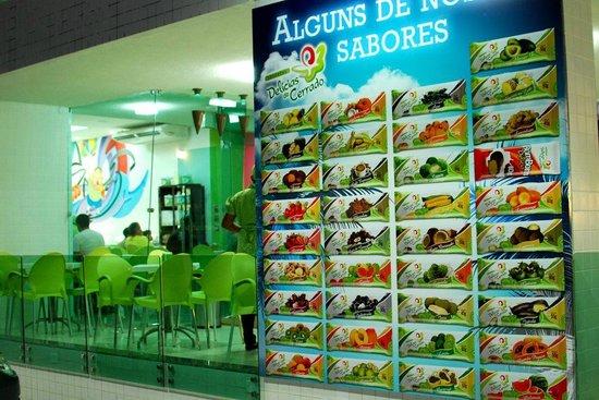 Sorvetes Delicias do Cerrado