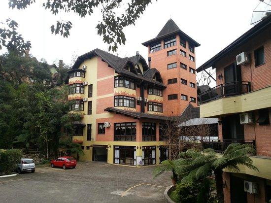 Hotel Recanto da Serra: Hotel
