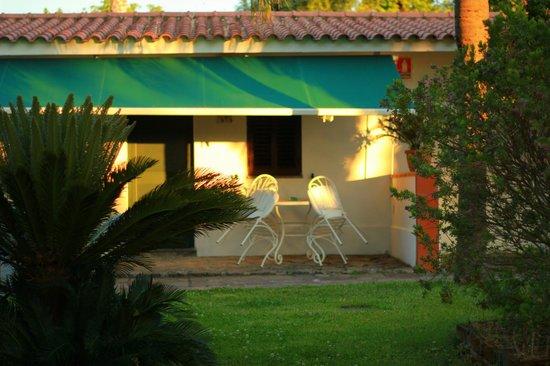 Esperidi Resort: Вот такие вот домики