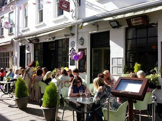 Best Italian Restaurants In St Helier Jersey