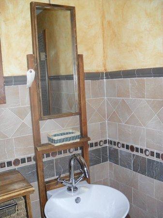 Casa Rural La Carreteria: Baño