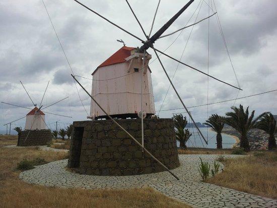 Portela Viewpoint: Mulini a vento