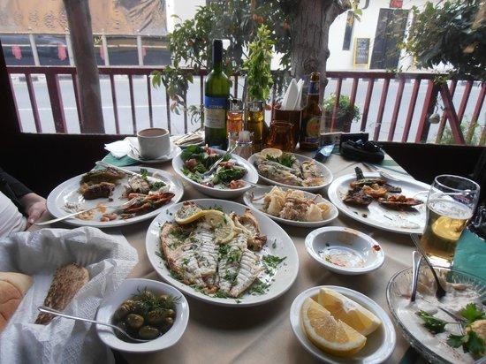 Nama Tavern Restaurant : Fish Meze