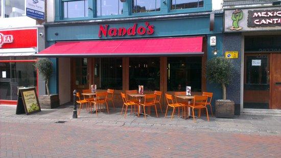 Nando's - Canterbury