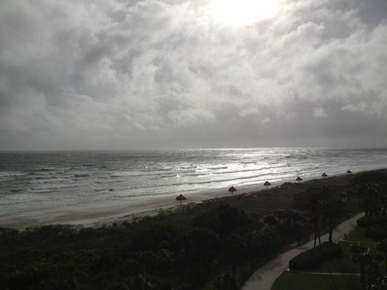 Resort at Longboat Key Club: View from balcony