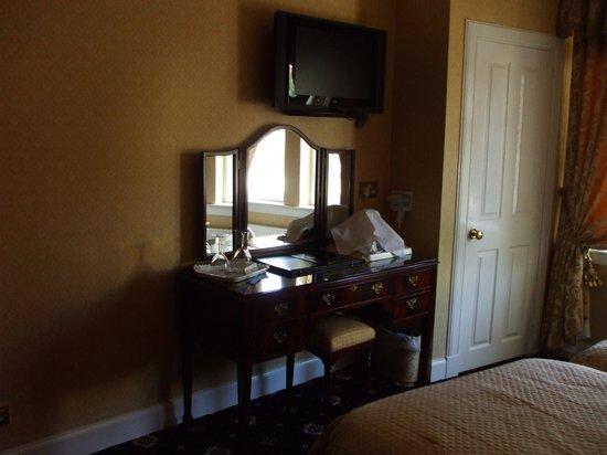 Aaran Lodge: le petit bureau