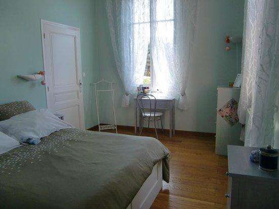 """Villa des Violettes : chambre""""Nuance"""""""