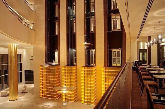 Hyatt Regency Kiev: Lobby Lounge