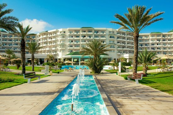 IBEROSTAR Royal El Mansour & Thalasso: Grounds