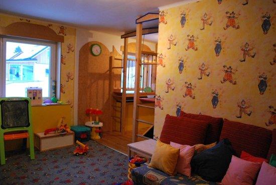 Apparthotel Montana: Kinderspielzimmer
