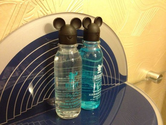 Disney's Hollywood Hotel: toiletries. There are more, don't worry :)