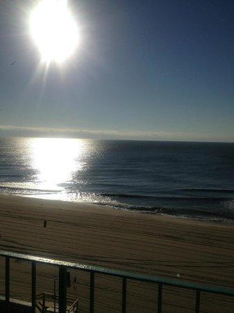 Quality Inn Boardwalk: Good Morning!