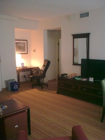 Residence Inn Ottawa Downtown: Room 507