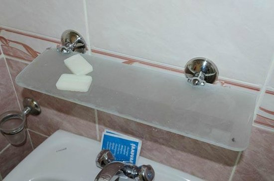 Anadolu Hotel : bagno