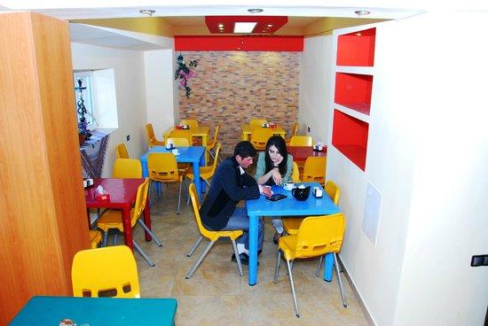 Armenia Hostel : A nice place to meet friends