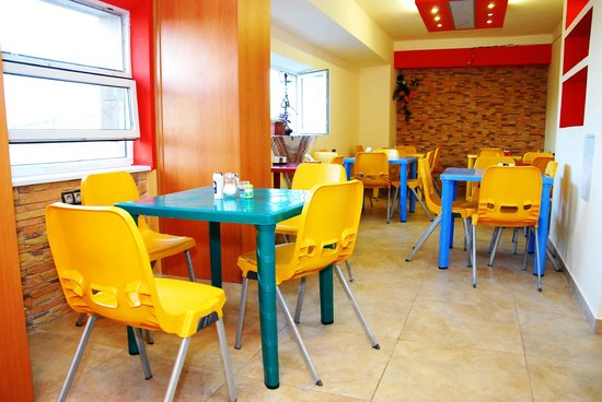 Armenia Hostel : Cafeteria