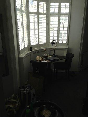Kemp Townhouse : Bay window