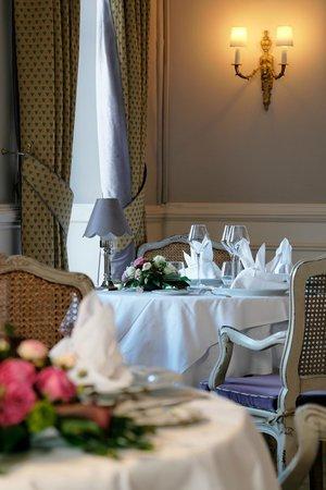 Restaurant Le Relais : Configuration Individuel