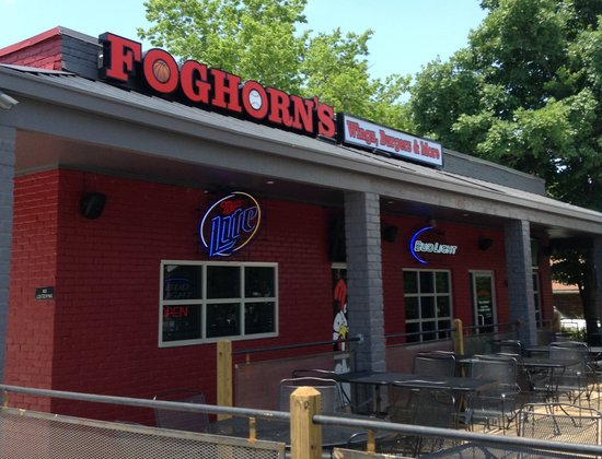 Welcome to Foghorn's
