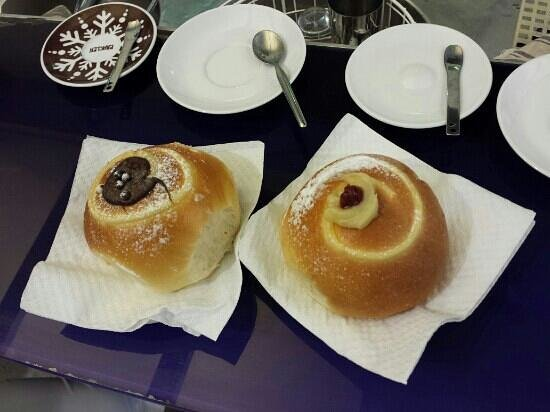 Sorrento Inn Guesthouse : colazione