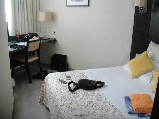 Le Bayonne Hotel & Spa : chambre