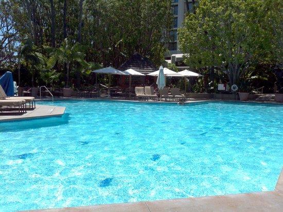 Island Hotel Newport Beach: The pool area