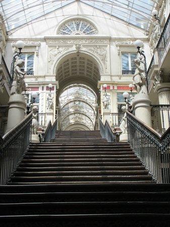 Passage Pommeraye : Galerie Pommeraye