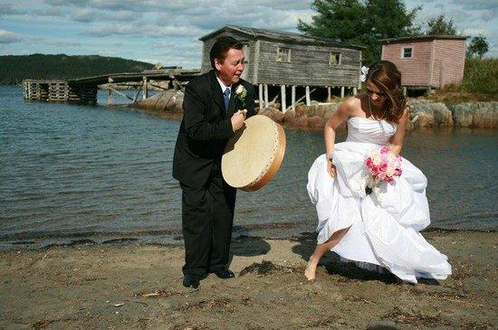Woody Island Resort: Wedding Party
