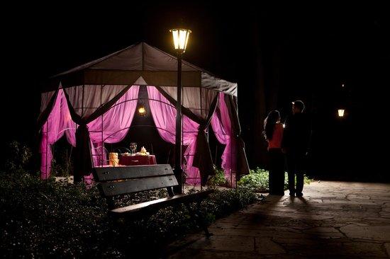 Farmona Hotel Business & Spa: Romantic gazebo in the park - Romantyczna altana w parku