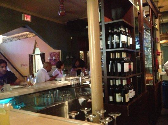 Marsha Brown's: bar
