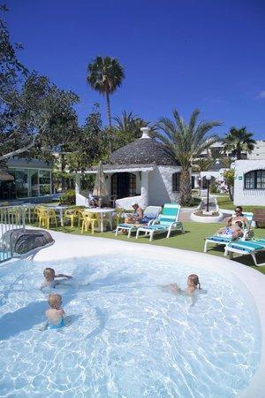 MUR Bungalows Parque Romantico: Pool area