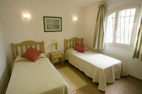 MUR Bungalows Parque Romantico: Bedroom