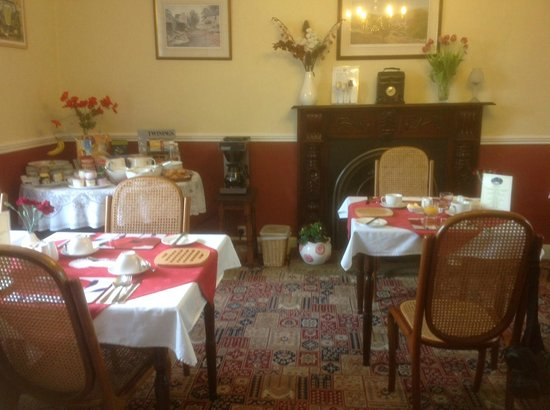 The Old Vicarage: Breakfast Room