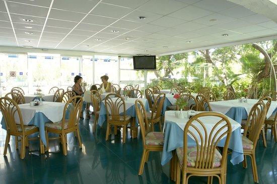 MUR Bungalows Parque Romantico: Restaurant
