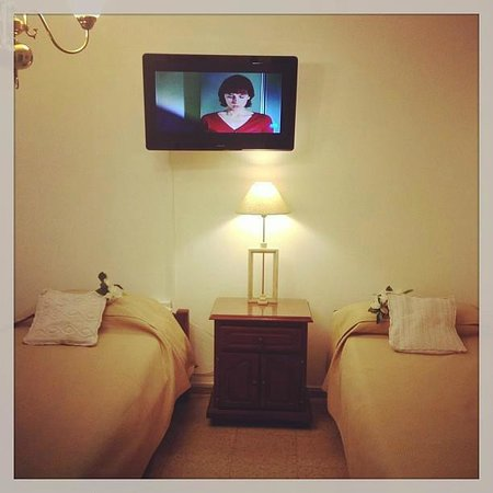 Cordoba Inn Apart Hotel: Rooms
