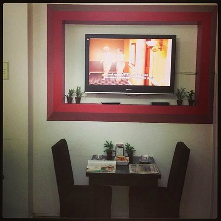 Cordoba Inn Apart Hotel: Dining room