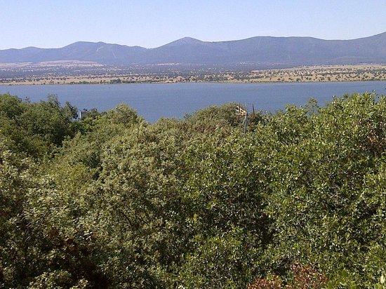 Ecolodge de Cabaneros: Desde el mirador de la caseta El Atardecer
