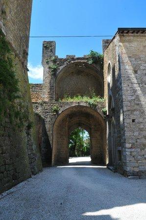 Agriturismi Il Castello La Grancia: Interno castello