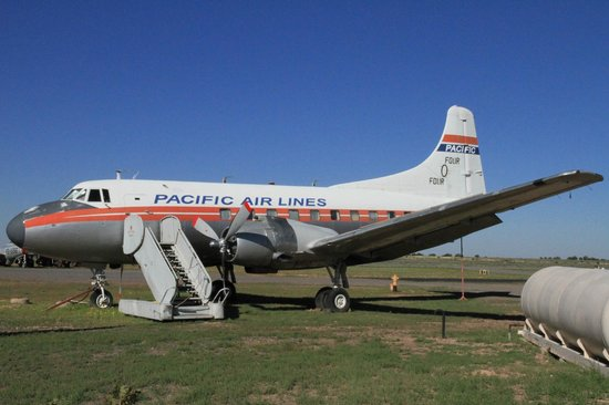 Planes of Fame Air Museum : Grand Canyon Air Museum