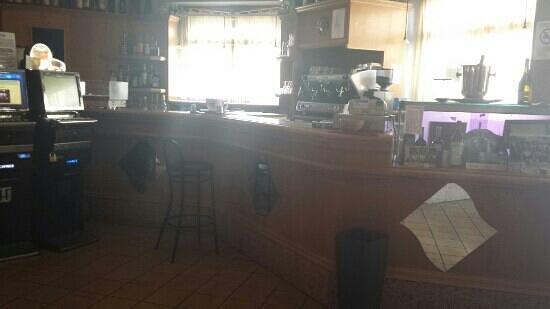 Hotel Il Sole: il servizio bar è ottimo ! sempre attivo...!!