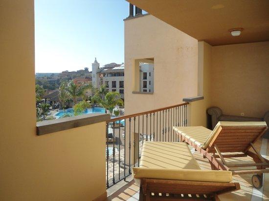 GF Gran Costa Adeje: 1 of our balconies