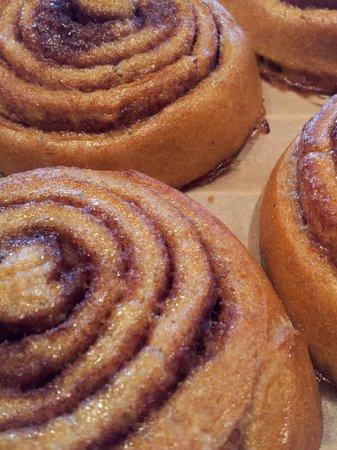 True Grain Bread : Spelt Cinnamon Swirl